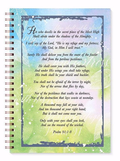 Psalm 91:1-8 Journal