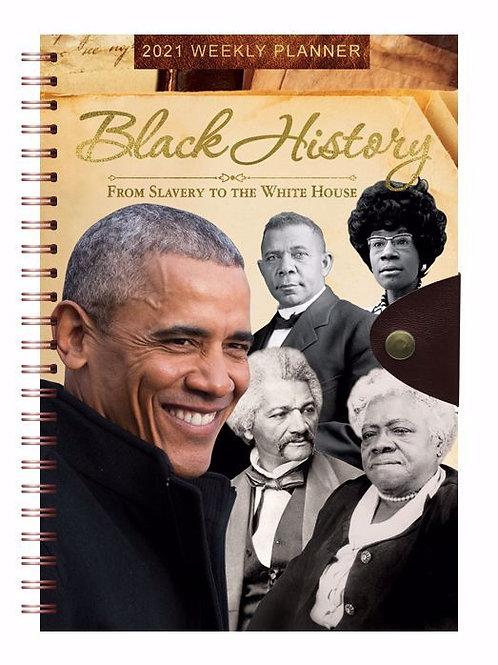 Black History 2021 Planner