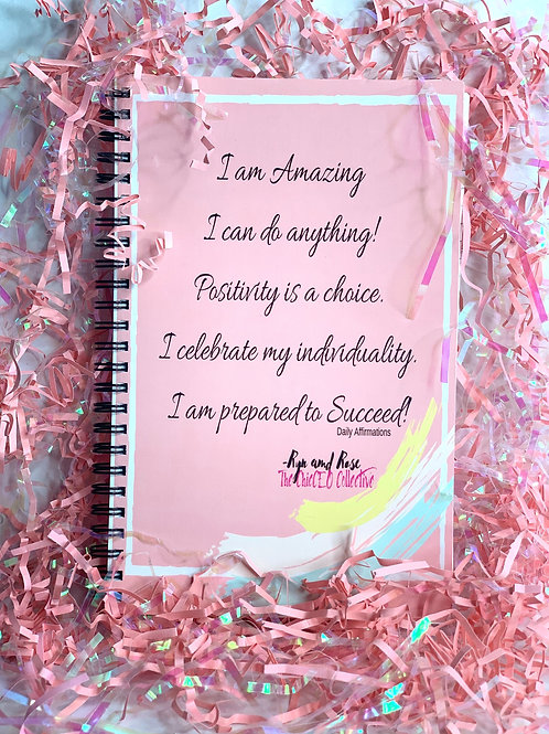 I am Amazing Youth Journal