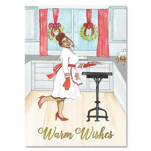 Warm Wishes Cookie