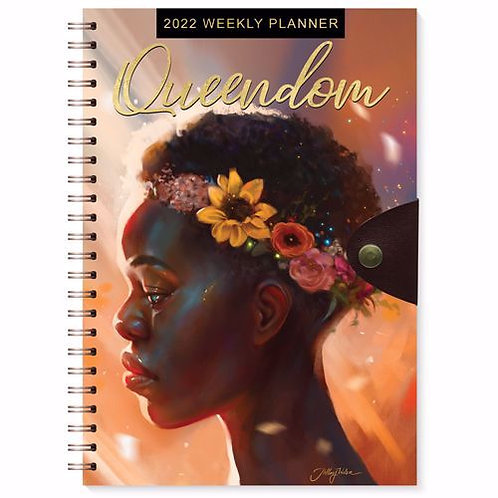Queendom 2022  Planner