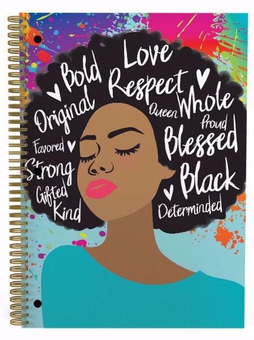Bold Love Respect Notebook