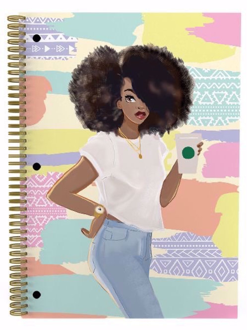 Queen'n and Coffee Notebook