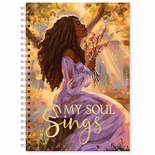 My Soul Sings Journal