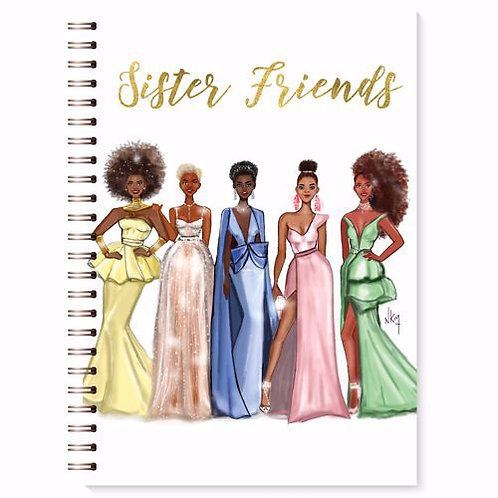Sister Friends 3.0 Journal