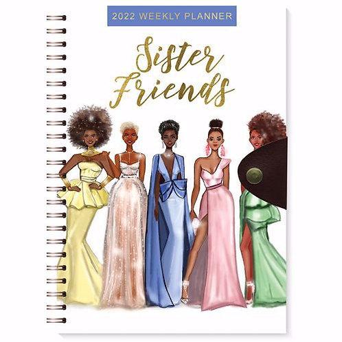 Sister Friends 2022  Planner
