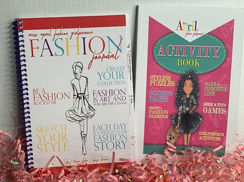 Miss April Fashion Girlpreneur