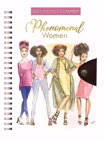 Phenomenal Women 2021 Planner