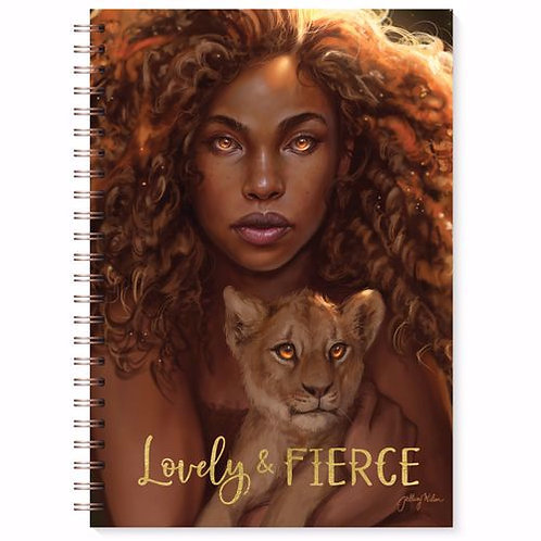 Lovely and Fierce Journal
