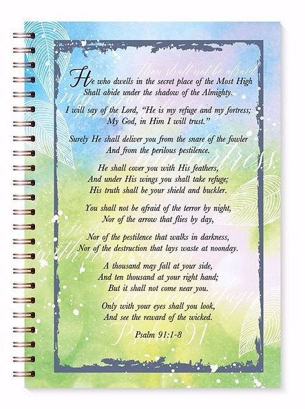 Psalm 91 Journal