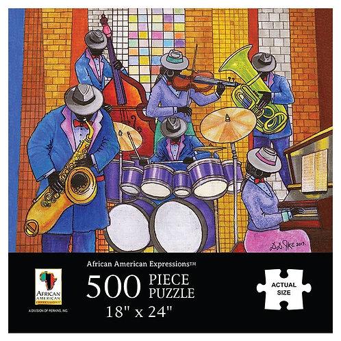 Jazz Puzzle