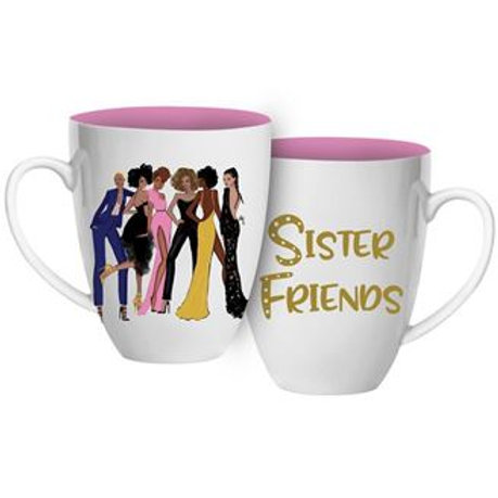 Sister Friends 2.0 Coffee Mug
