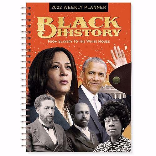 Black History 2022 Planner