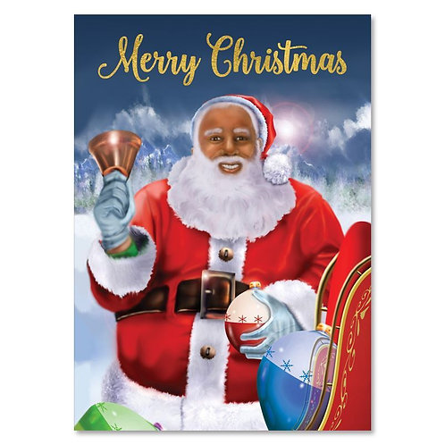 Merry Santa Christmas