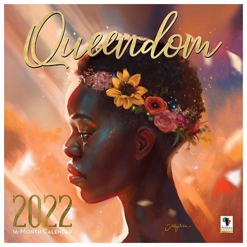 Queendom Wall Calendar