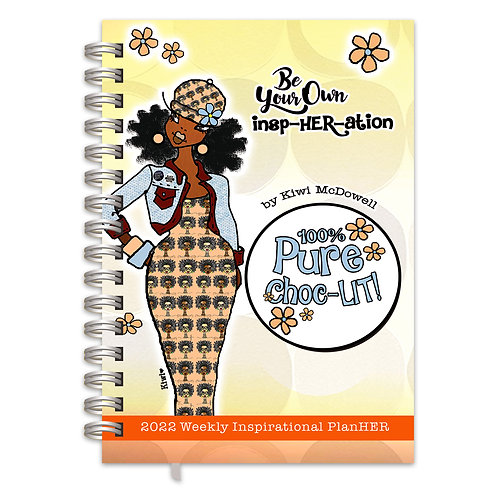 Be Your Own InspHERational 2022 Planner