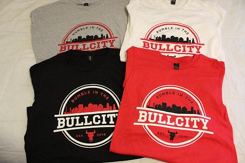 Rumble in the BullCity Tshirt