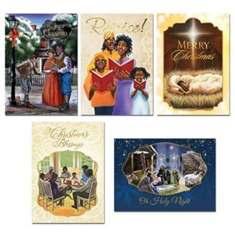 Rejoice Christmas Card Collection