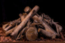 Steel Logs for Fire Pit