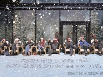SVA vous souhaite une Bonne Année! SVA wishes you Happy Holidays!