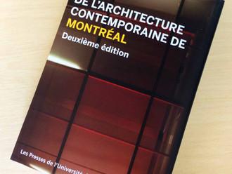 Allez-Up dans le guide de l'architecture contemporaine de Montréal !   -   Allez-Up in Montreal'