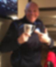 BDRNE supporter Tom Kerridge