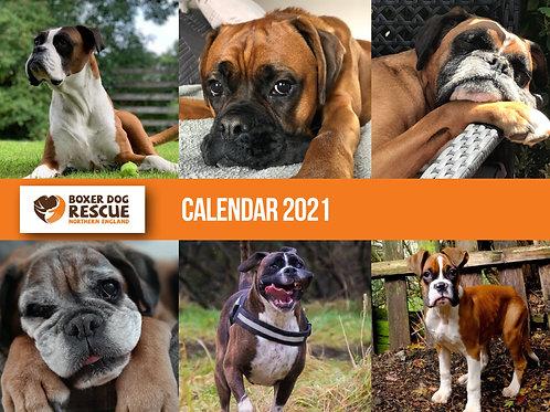 2 BDRNE calendars 2021