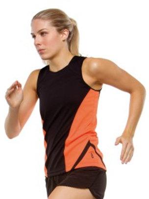 BDRNE branded running vest