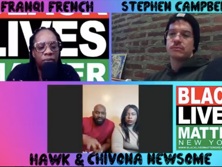 The Non Prophets Podcast - Featuring Hawk and Chivona Newsome with Black Lives Matter