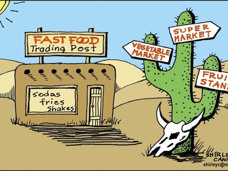 The Food Shortage Epidemic Within Our Existing Pandemic