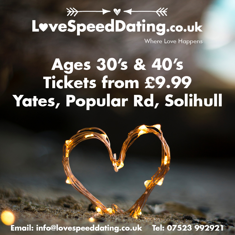 hastighet dating i West Midlands Gratis online oss dating