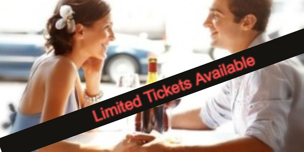 Speed Dating Ages 30's & 40's Birmingham Be At One