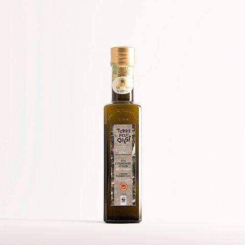 Olio extravergine di oliva DOP-BIO