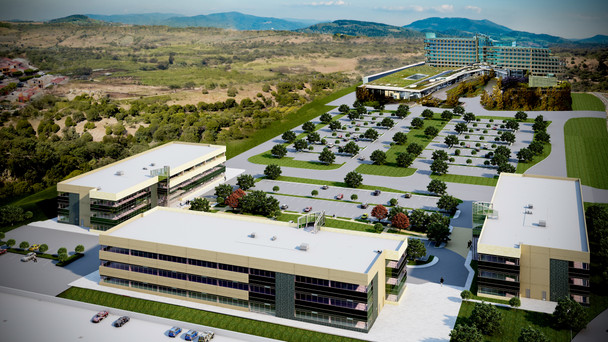 PALOMAR MEDICAL CENTER MOB 1 TO BREAK GROUND SPRING 2017