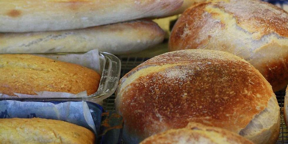 The Groovenor presents Baking Bread with ItalianwannaBwill