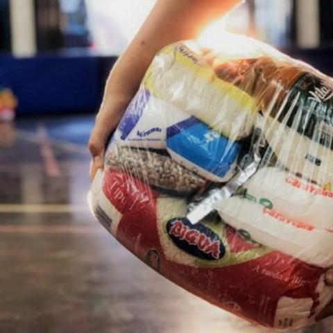 Projeto: Doação de cestas básicas