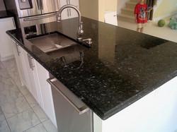 Emerald Pearl Granite Countertops