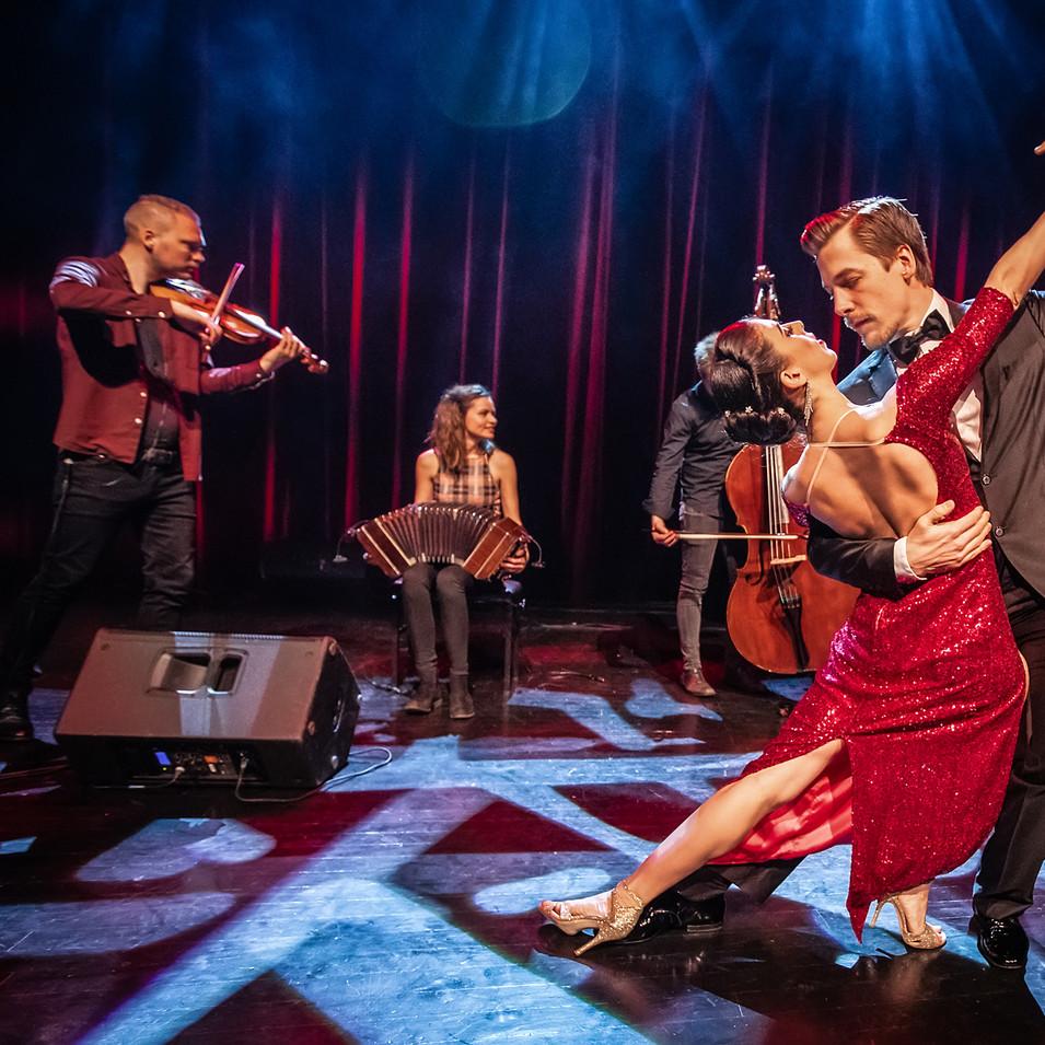 El Muro Tango & Cyrena and Steinar - FRE