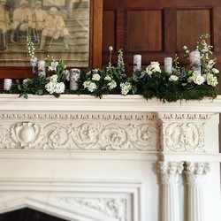 Naturalized Mantle Installation