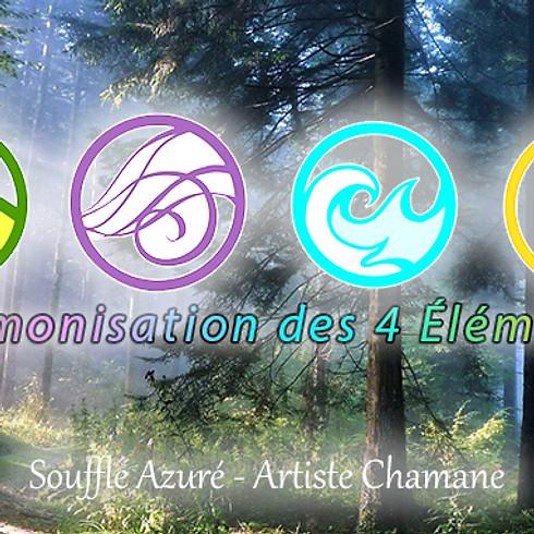Harmonisation des 4 Éléments
