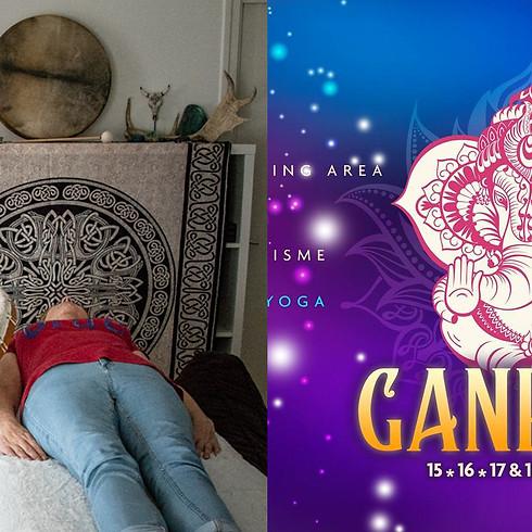 Soins Chamaniques au Ganesha Spirit Festival