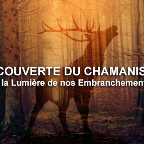"""Conférence """"Le Chamanisme, c'est quoi?"""" - Ganesha Festival"""