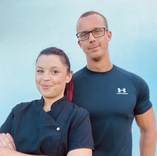 Elodie et Laurent, Esthétique et Coach Sportif