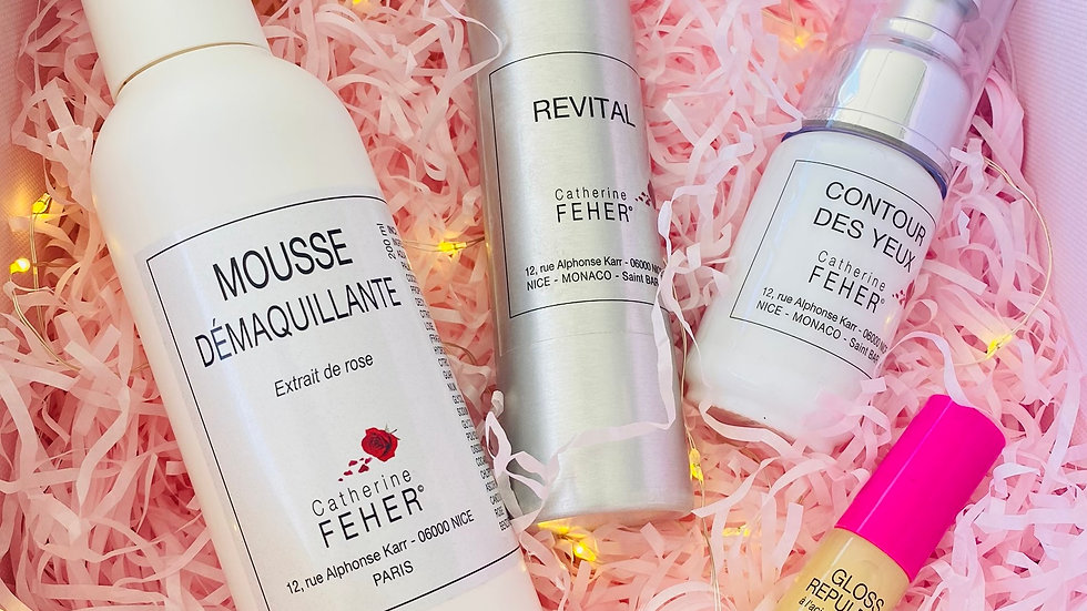 Box routine Démaquillage