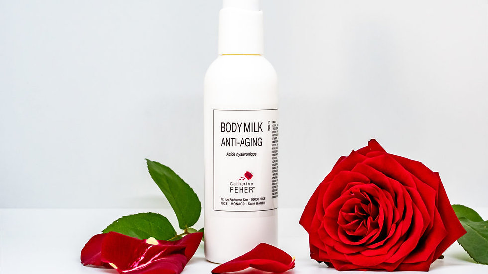 Body Milk _ Anti-Âge