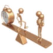 טיפול בחוסר איזון עבודה-בית