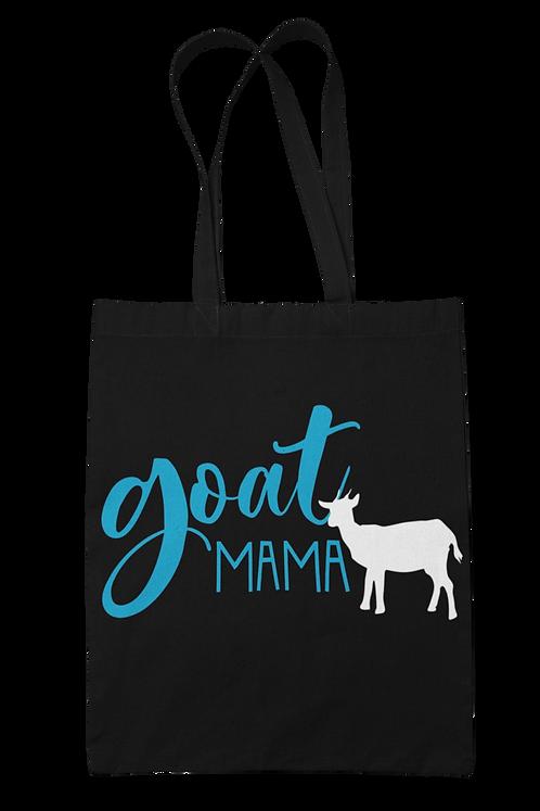 Goat Mama 100% Cotton Canvas Tote Bag