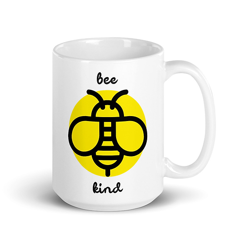 Bee Kind Coffee Mug