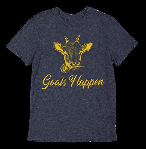 Goats Happen T-Shirt