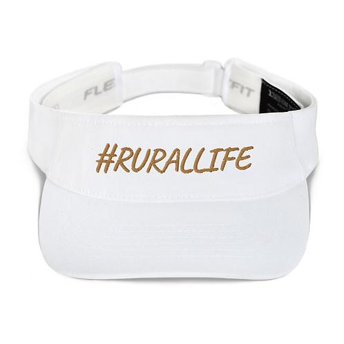 #RuralLife Visor